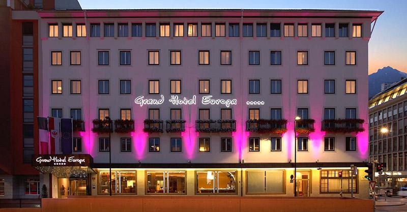 Boutique hotel reservation boutique hotels dlw hotels for Designhotel innsbruck